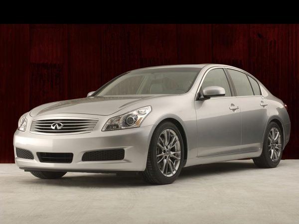 g35 2007 infinity infiniti speed cars