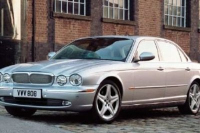2007 Jaguar Armoured XJ
