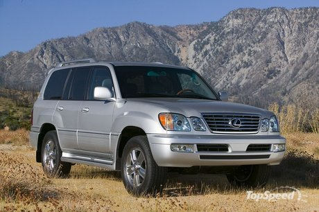 Lexus Lx470. The Lexus LX 470 pioneered the