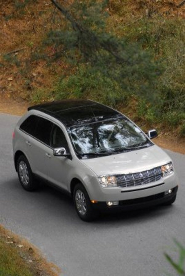 2007 lincoln mkx car review top speed. Black Bedroom Furniture Sets. Home Design Ideas