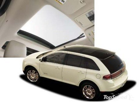 Lincoln MKX Collection Pics