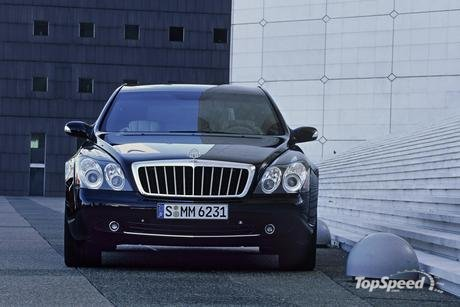 maybach 62 s. Maybach, the luxury brand with an illustrious past,