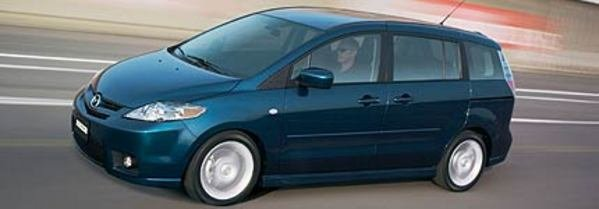2007   2007 Mazda 5 Review   Top Speed