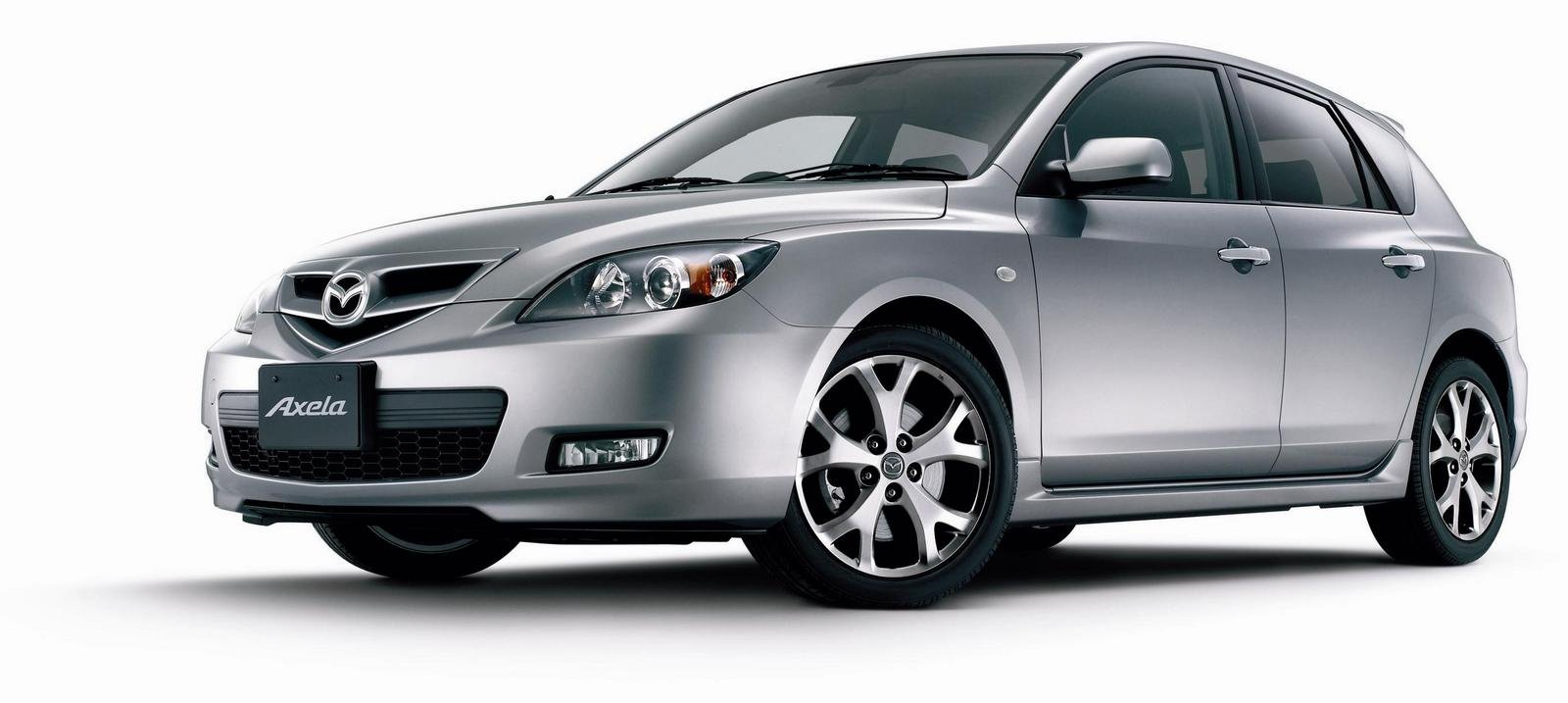 2007 mazda axela sport review top speed. Black Bedroom Furniture Sets. Home Design Ideas