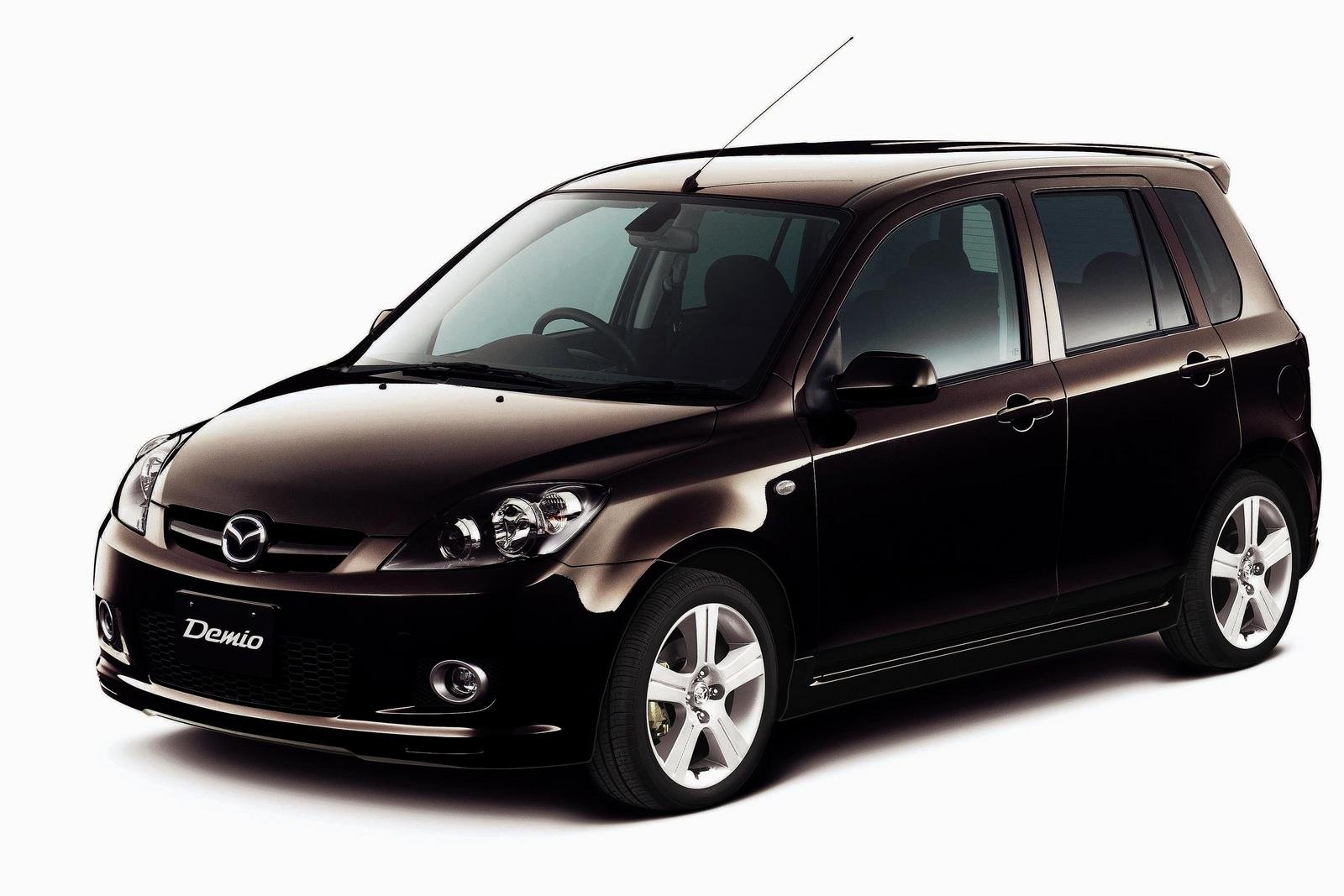 2007 mazda 39 demio 39 special edition picture 115135 car review top speed. Black Bedroom Furniture Sets. Home Design Ideas