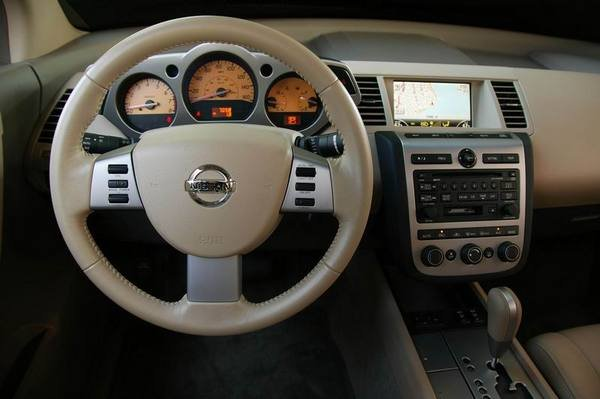 2007 Nissan Murano Car Review Top Speed