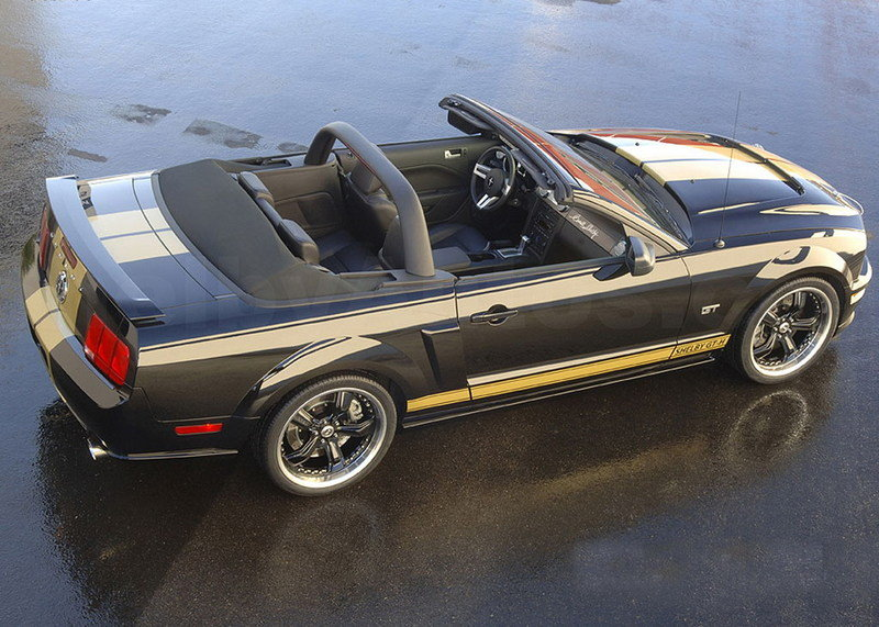 2007 Shelby GT-H Convertible - image 110896