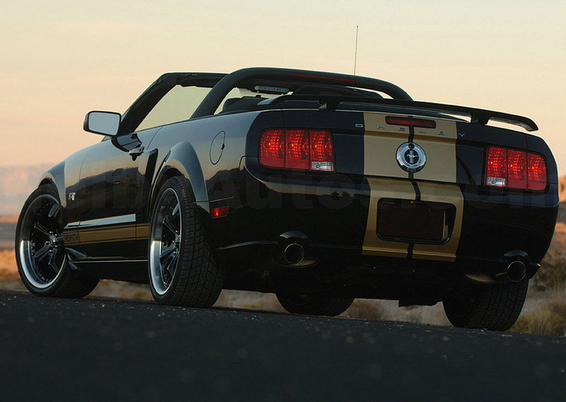 2007 Shelby GT-H Convertible - image 110897