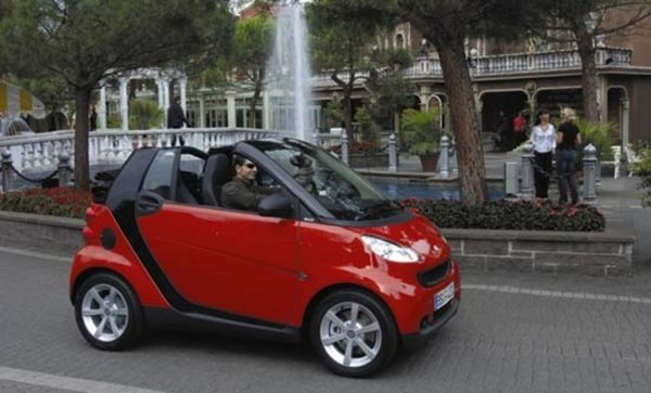 smart fortwo second generation picture