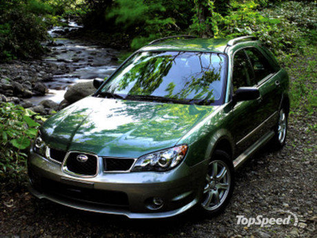 For 2007, the Outback Sport Special Edition returns with revised equipment,