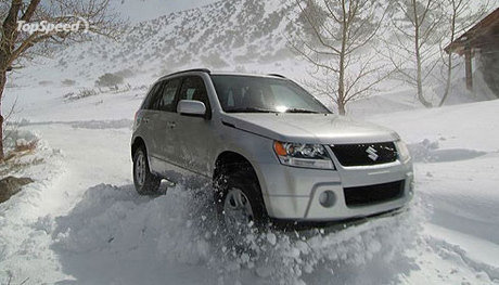 Over the past decade, Suzuki's Grand Vitara-along with the Vitara,