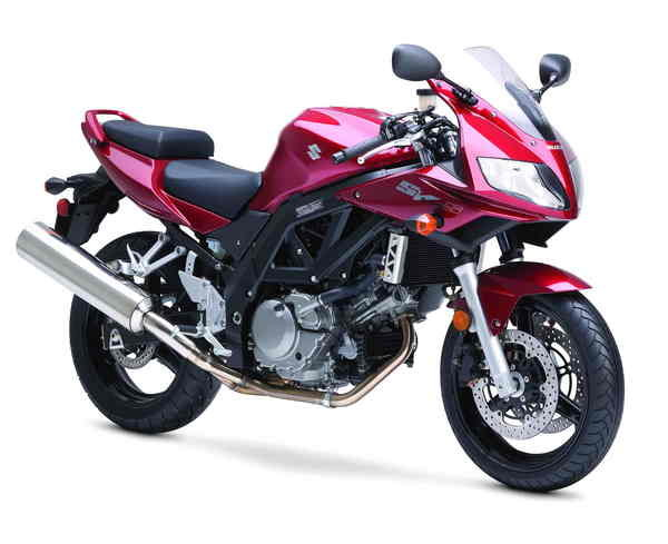 Suzuki   Stroke Top Speed