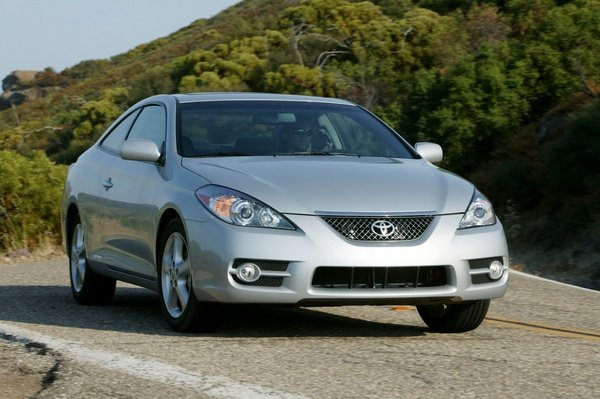 2007 toyota camry solara car review top speed. Black Bedroom Furniture Sets. Home Design Ideas
