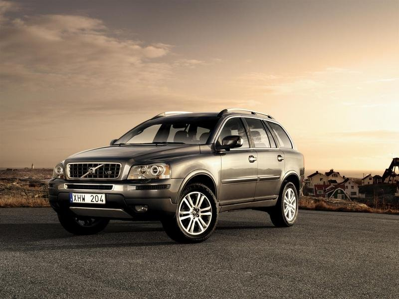2007 Volvo XC90 Rated Top Safety Pick by IIHS