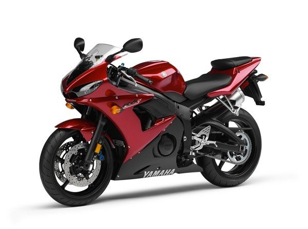 Red Key Yamaha R
