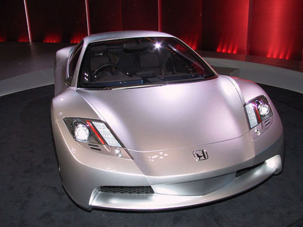 2008 Acura/Honda NSX Review - Top Speed