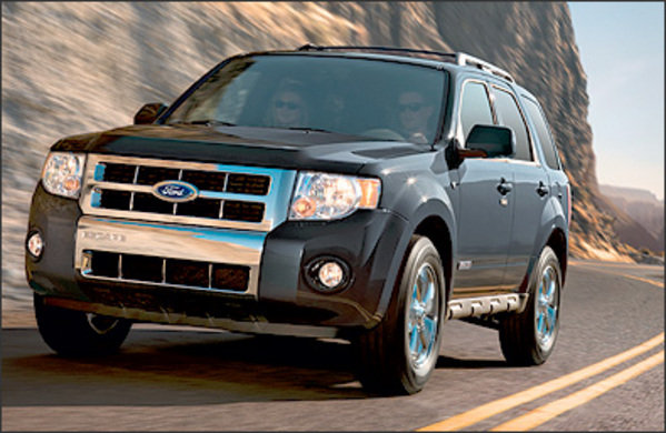 2008 ford escape hybrid car review top speed. Black Bedroom Furniture Sets. Home Design Ideas