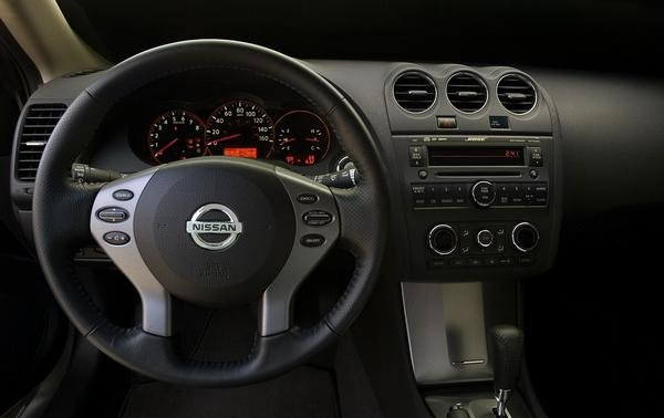 2008 nissan altima 2.5 s manual coupe