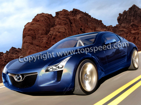 Mazda New Model >> 2009 Nissan 400Z | car review @ Top Speed