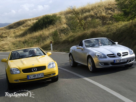 2010 Mercedes Benz Slk Class Technology Tips