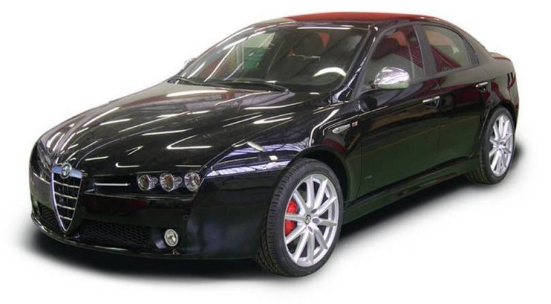 Alfa 159 Tourisme Internationale
