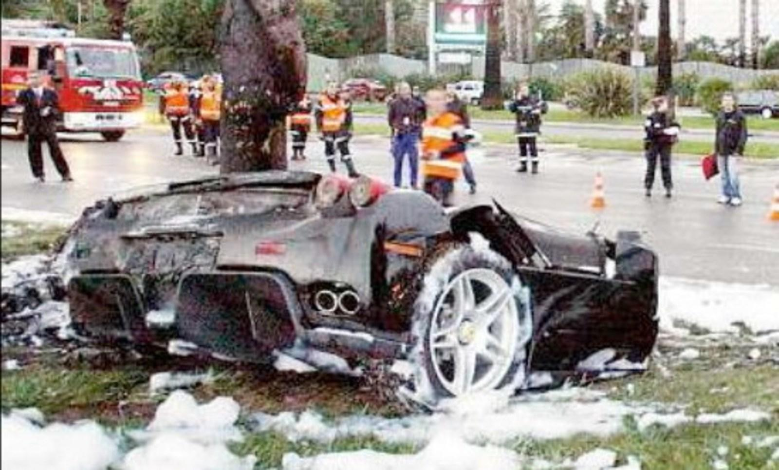 Ferrari Enzo News And Reviews Top Speed Exploded Diagram View Maranello Classic Parts Another Crash