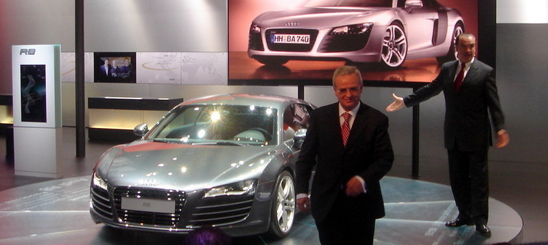 Audi R8 and TT Coupé make their Chinese debuts