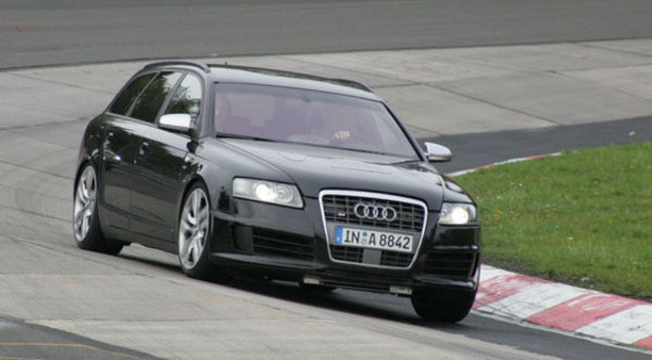 audi rs6 ready for sale in 2007 news top speed. Black Bedroom Furniture Sets. Home Design Ideas