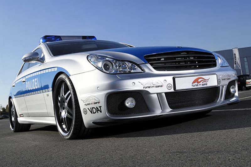 Brabus CLS Rocket for the german police