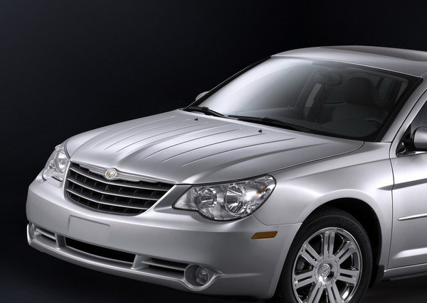 chrysler sebring convertible might debut in la picture