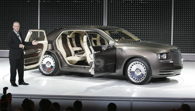 Chrysler to decide if to produce the Imperial Concept