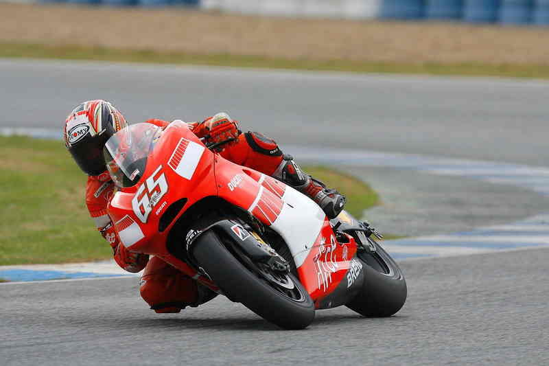 Ducati: Final 2006 testing session concludes at Jerez