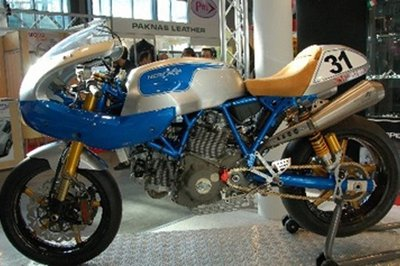 Ducati North America and NCR build