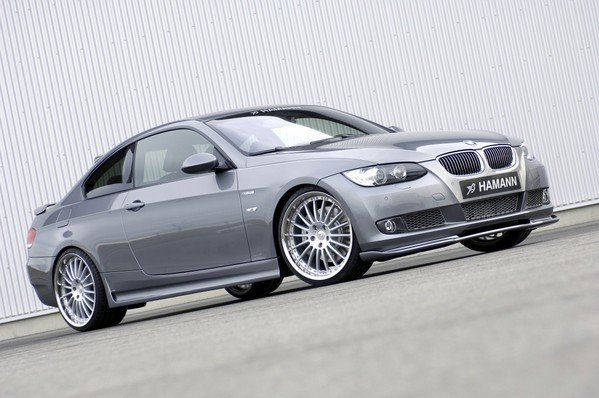 hamann 3-series coupe picture