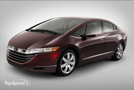 Honda FCX Concept Car may be on-sale in 2008!