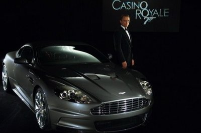 Casino Royale - this week in theaters