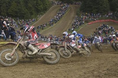 ISDE: day one results