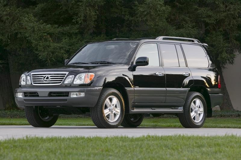 Lexus Announces Pricing on 2007 LX 470 Limited Edition