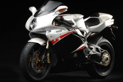 MV Agusta to release new colors for the 2007 lineup?