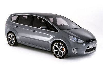 The Ford S-Max. European Car of the Year 2007.