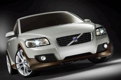 The Volvo C30 Early Look