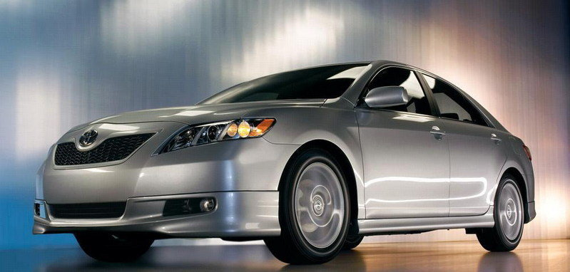Toyota Camry - 2007 Car of the Year