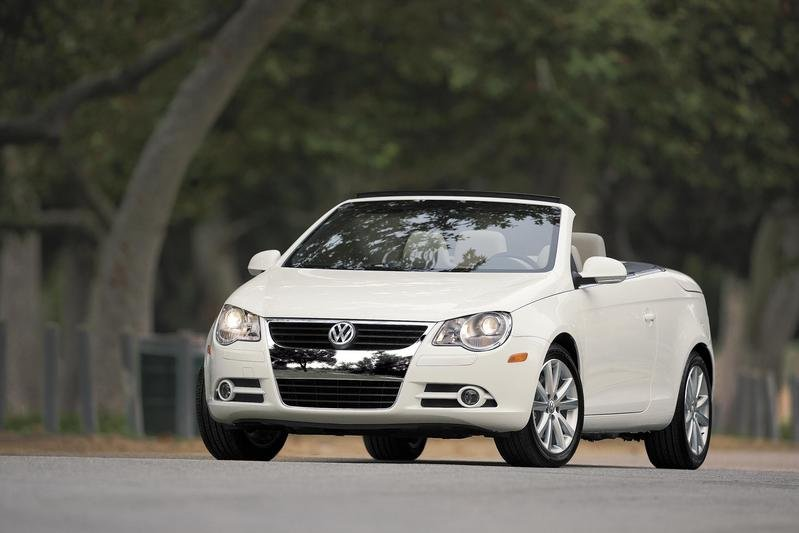 "Volkswagen Eos awarded ""2006 best of what's new"""
