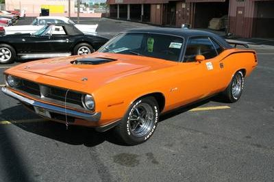 1970 - 1971 Plymouth Hemi Cuda | Top Speed