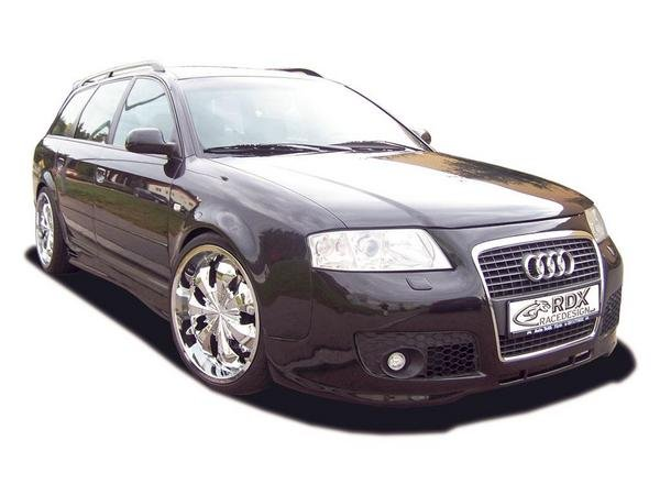 2006 audi a6 by racedesign car review top speed. Black Bedroom Furniture Sets. Home Design Ideas