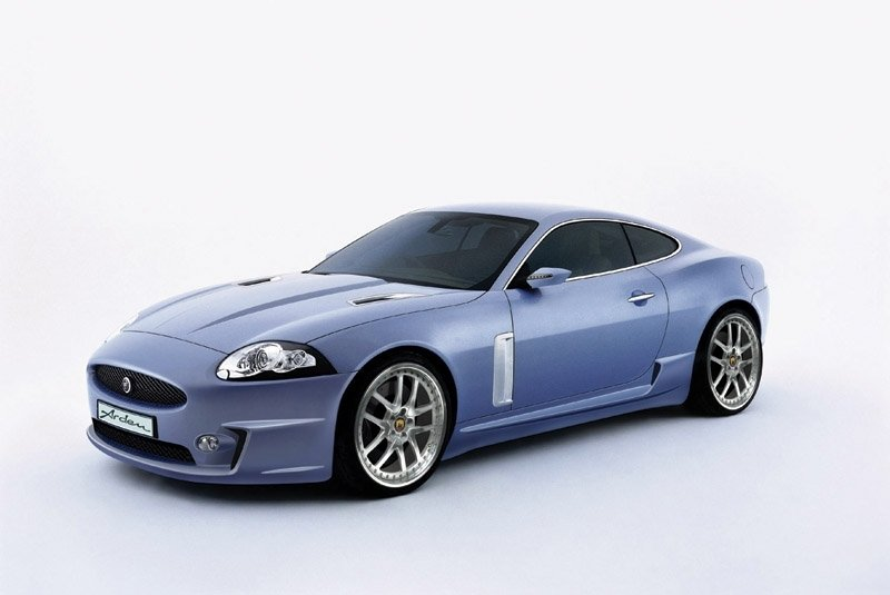 2006 Jaguar XK by Arden