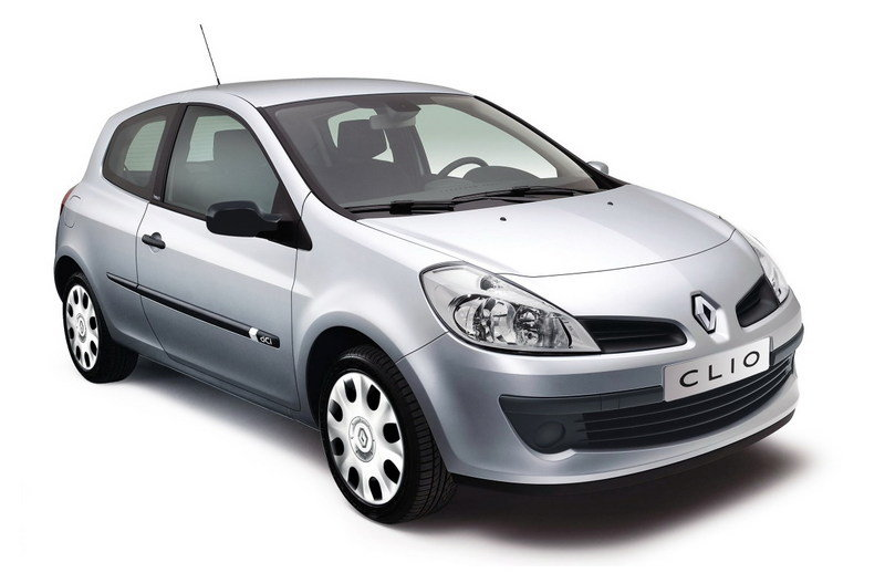 2006 Renault Freeway trim-Entry-level for Clio