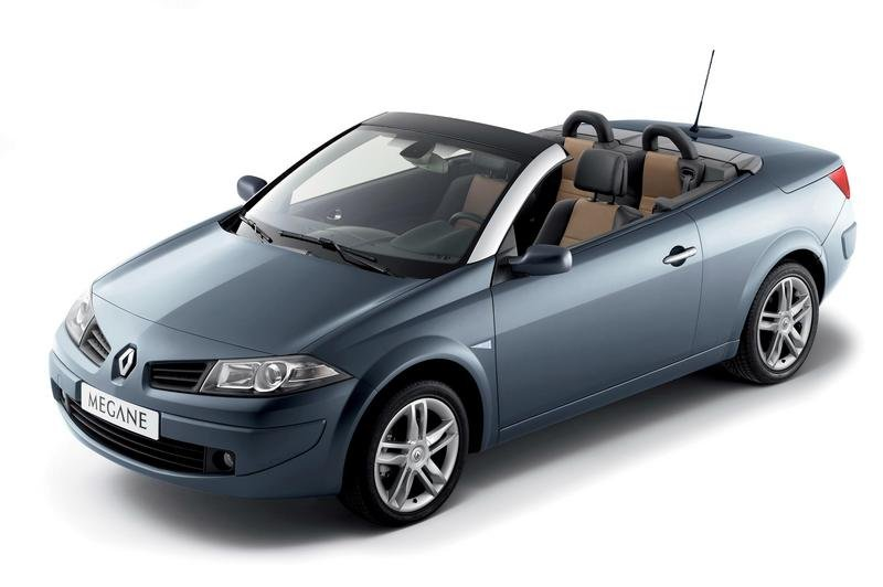 2006 Renault Megane Coupe-Cabriolet Exception