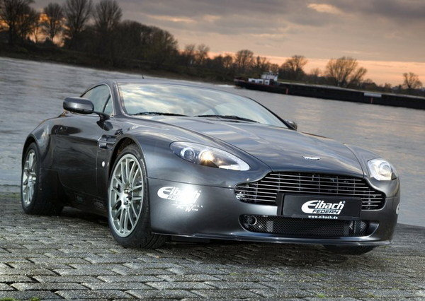 2007 Aston Martin V8 Vantage By Eibach Review Top Speed