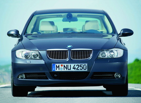 2007 bmw 3-series - DOC119809